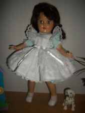 """Mint Pinafore Dress and Panty for Toni 14"""" P90 Dolls"""