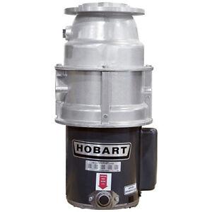 Hobart FD4/125-4 Disposer - 1-1/4 HP, 120/208-240V, Single Phase, Long Housing