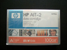 HP AIT-2 Q1998A 100GB Data Cartridge, cassette tape