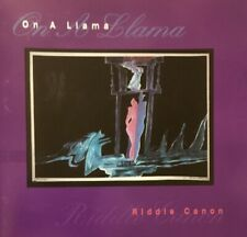 Riddle Canon by On A Llama (CD, 1997)