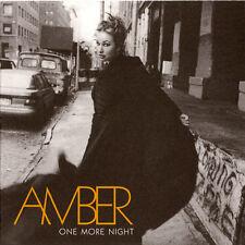Amber One More Night / Tommy Boy MCD RAR!