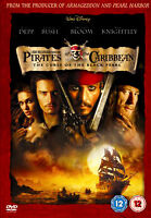 Pirates Of The Caribbean - The Curse Of The Black Pearl (DVD, 2006)