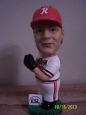 CURT SCHILLING BOSTON RED SOX ESTATE SALE ITEM!  Rochester Redwings Bobblehead
