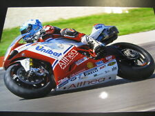 Photo Althea Ducati Team 1198 WSB SBK 2011 #7 Carlos Checa (ES) WSB Assen