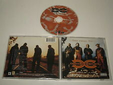 CRUCIAL CONFLICT/THE FINAL TIC(PALLAS/UD-53006)CD ALBUM