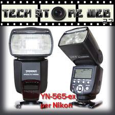 Yongnuo YN565EX  i-TTL Flash Speedlite x tutte le Nikon DSLR D800 D750 D500 D2x