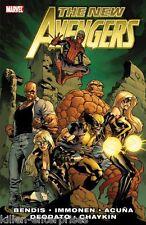 New Avengers By Brian Michael Bendis Premium Hardcover Vol 02 Comic Book 2016