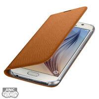 Genuine Original Samsung SM-G920 Galaxy S6/DUOS Fabric Wallet Cover Case Pouch