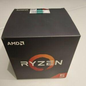 AMD Ryzen 5 2600 3,4 GHz AM4 six-Core Processeur (YD2600BBAFBOX)
