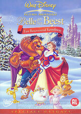 BELLE EN HET BEEST EEN BETOVEREND KERSTFEEST - SPECIAL EDITION - DVD SEALED