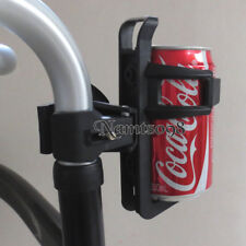 Frame Mount Water Bottle Cage Holder clamp/Wheelchair Scooter Stroller Bicycle