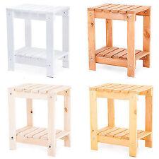 Tables de jardin et terrasse en bois
