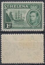 St. Helena 1938 * Mi.98 König King Georg VI. Schiff Ship [sq7029]