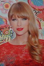 TAYLOR SWIFT - A3 Poster (ca. 42 x 28 cm) - Clippings Fan Sammlung NEU