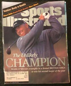 July 27, 1998 Mark O'Meara, PGA Golf Sports Illustrated
