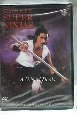 Chinese Super Ninjas special uncut edition ntsc import dvd