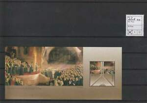 Australië postfris 2001 MNH block 40 - Bundesparlement (X148)