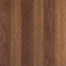 """Medium Oak Plank Wood Self Stick Adhesive Vinyl Floor Tiles - 80 Pcs 12"""" x 12"""""""