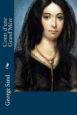 Conts d'une Grand'mère by George Sand (2016, Paperback)