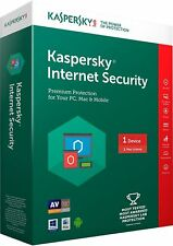 Kaspersky Internet Security 2019 1 Disp 1 Año (Solo región latinoamérica)