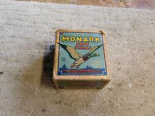 Old Monark Empty Shot Shell Box, 12Ga.