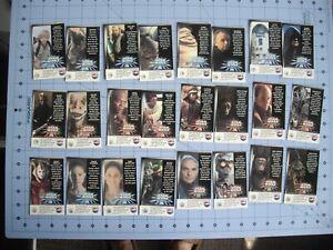 Star Wars 24 Collector Cards Episode 1 Phantom Menace Pepsi Mt Dew Mint