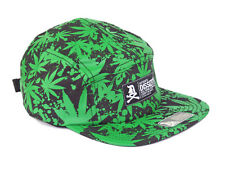 DISSIZIT PAKOLOLO 5 PANEL CAP GREEN 420 PLANTLIFE AUTHENTIC - IMPORTED FROM USA