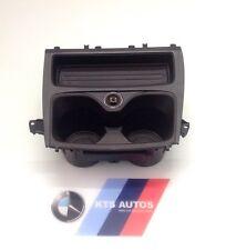 Soporte para vaso de consola negra frente BMW F20 F21 F22 F23 serie 1 82135001 9207321