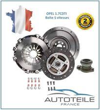 Kit embrayage rigide + butée OPEL MERIVA 1.7CDTI de 09/2003 à 05/2010 835074