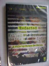 REDACTED - DVD SIGILLATO PAL - BRIAN DE PALMA