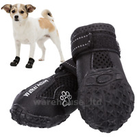 Trixie New Protective Bandage Walker ACTIVE Comfort Dog Boots Shoes Pair