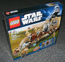 STAR WARS LEGO 7929 THE BATTLE OF NABOO BRAND NEW SEALED