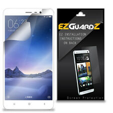 4X EZguardz LCD Screen Protector Skin Cover Shield HD 4X For Xiaomi Redmi Note 3