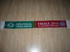 Fan-Schal DFB Pokalfinale 2010 SVW-FCB