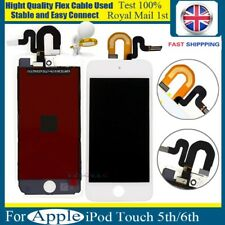 for Apple iPod Touch 5 5th 6 6th Gen LCD Screen Touch Digitizer Display White