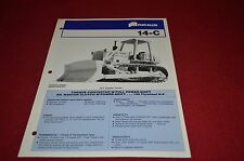 Fiat Allis Chalmers 14-C Crawler Tractor Dealer's Brochure DCPA2 ver2