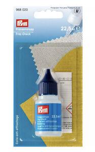 Prym Fray Check - Water Resistant Textile Glue - 22.5 ml - 968 020