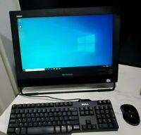 Lenovo ThinkCentre M71Z Desktop Intel G530 2.40GHz 128GB SSD 4GB RAM Win 10 Pro!