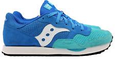 SAUCONY DXN Trainer Blue/Turquoise Men's Tennis Shoes Size 8 - NEW