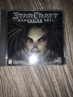 StarCraft Expansion Set: Brood War (PC, 1998)