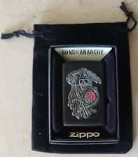 ZIPPO SONS OF ANARCHY LIMITED EDITION