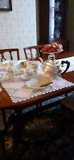 GD&Cie Limoges porcelain tea set - 42 pieces