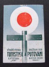 Germany/Dresden-1929-Trav el & Hiking Exhibition-Mnh Cinderella