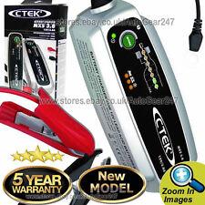 NEW CTEK MXS 3.8 12v Car Van Smart 7 Stage Automatic Maintenance Battery Charger