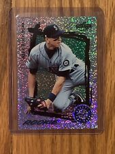 New listing 1994 Alex Rodriguez Pinnacle #312 Seattle Mariners Rookie Card parallel holo