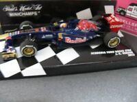 1/43 Minichamps Scuderia Toro Rosso STR8 J.-E.Vergne 2013 F1