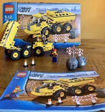 LEGO City Dump Truck (7631)
