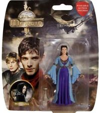 """BBC TV SERIES ADVENTURES OF MERLIN 3.75"""" ACTION FIGURE - MORGANA in blister"""