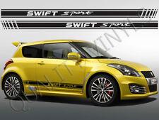 RS80 SUZUKI SWIFT SPORT RACING STRIPES GRAPHIC DECAL STICKERS