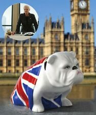 Royal Doulton Jack the Bulldog Skyfall Edition Dd 007 M New in Box (Other)